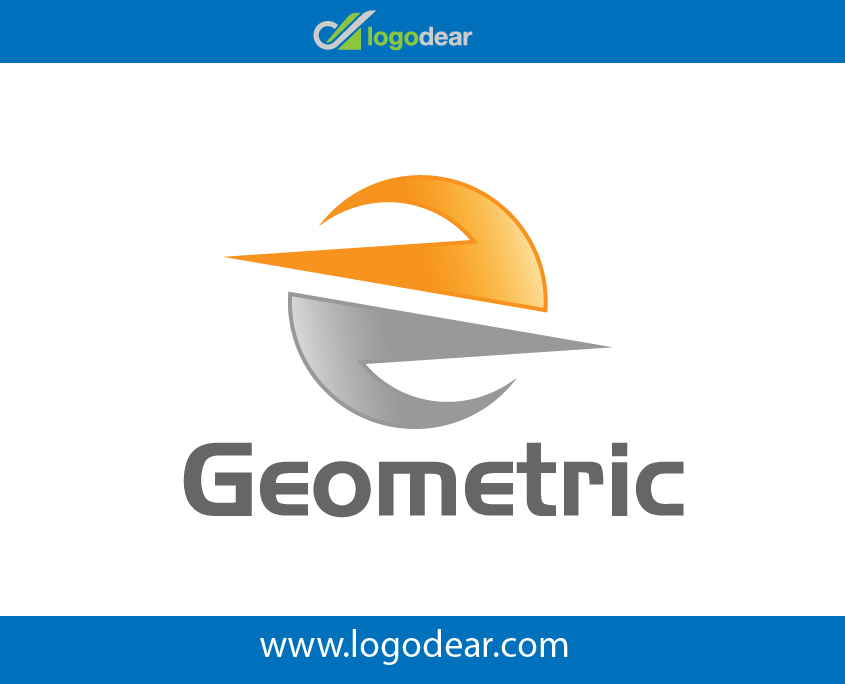 Geometric Clean And Simple Vector Logo Design Free Download Here