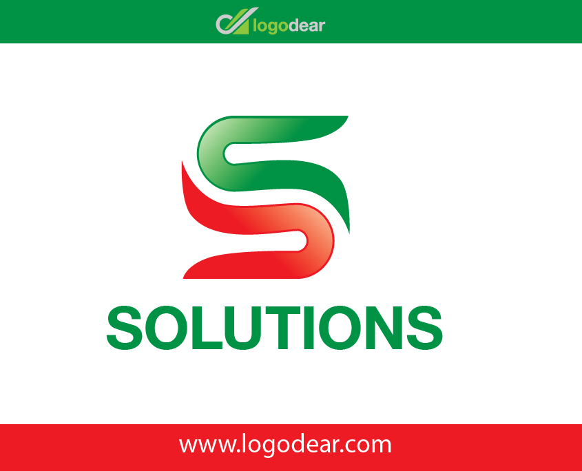 Solutions Creative S Logo S Letter Vector Icon Design Ai File Adobe Illustrator