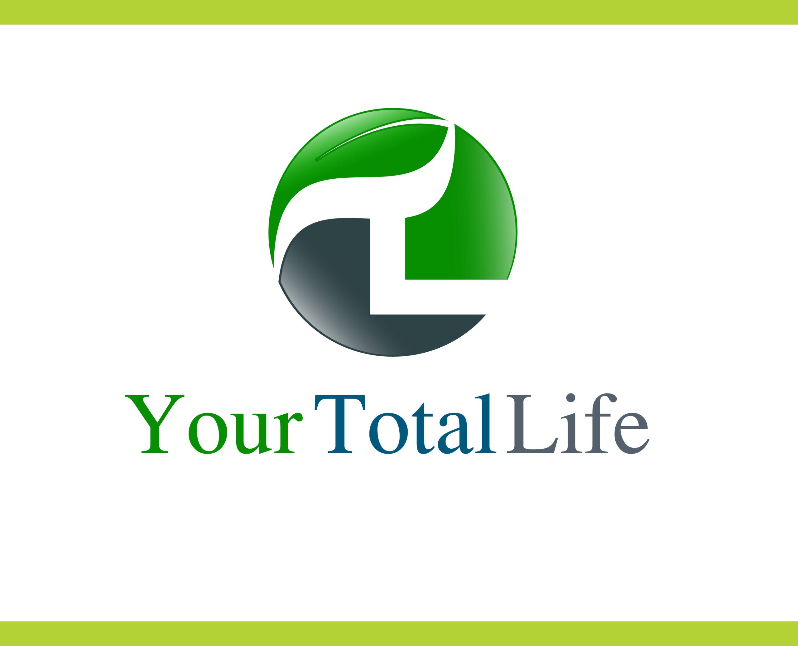 Your Total Life Best Custom Logo Design Template Vector Free Download