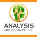 Analyst Vector Logo Design