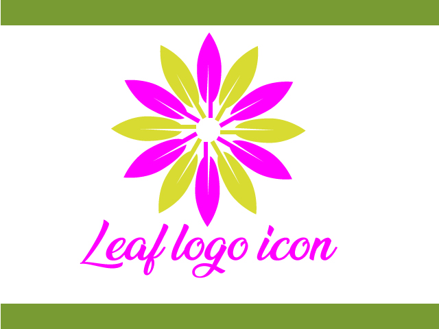 Leaf Icon Design Vector Free Download