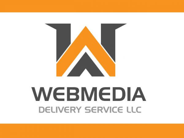 Letter W logo delivery service