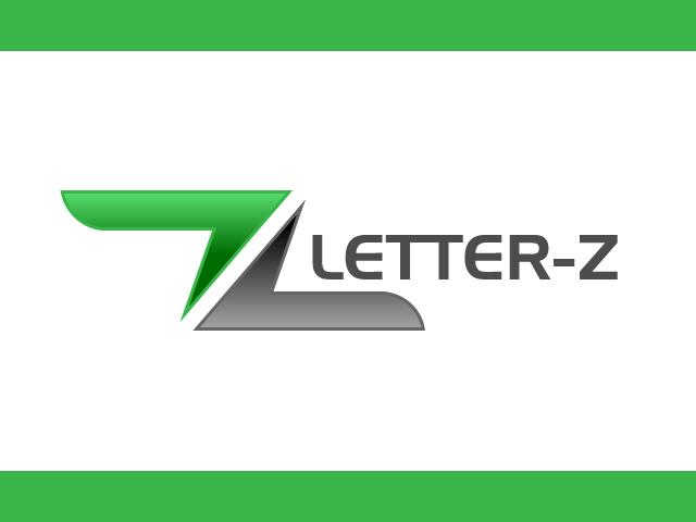 Modern Letter Z Logo Design Vector