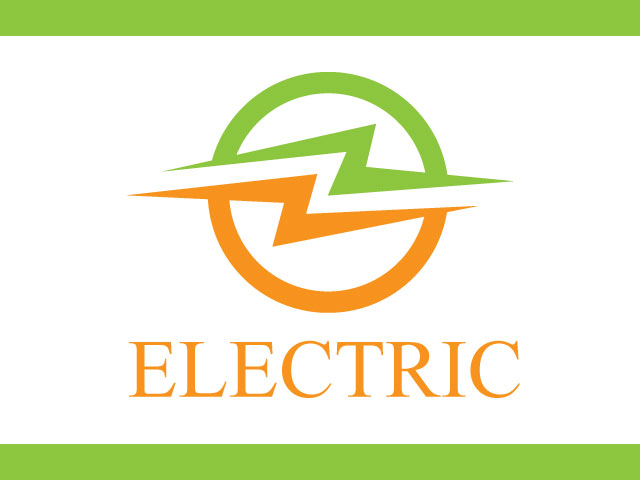 Electric Logo Ideas Vector Free Download
