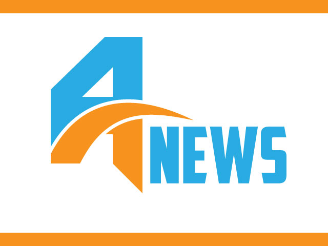 News 24 Logo Design Vector