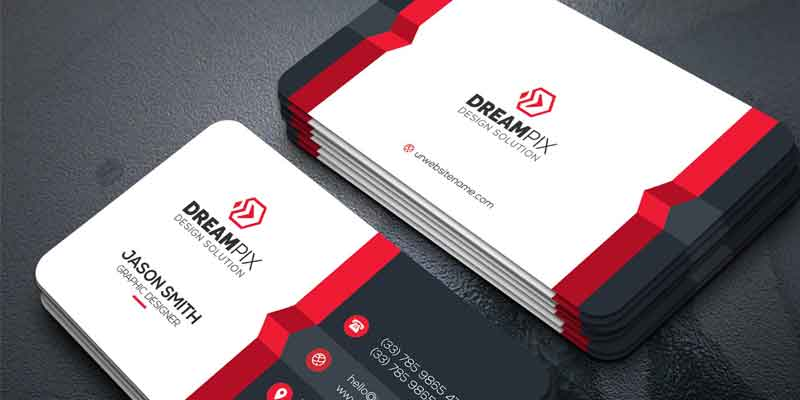 What Is The Standard Size Of A Business Card