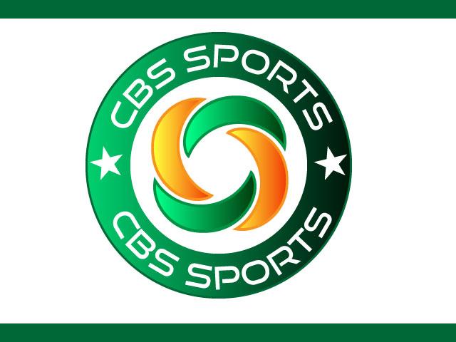 CBS Sports Free Logo Design Vector