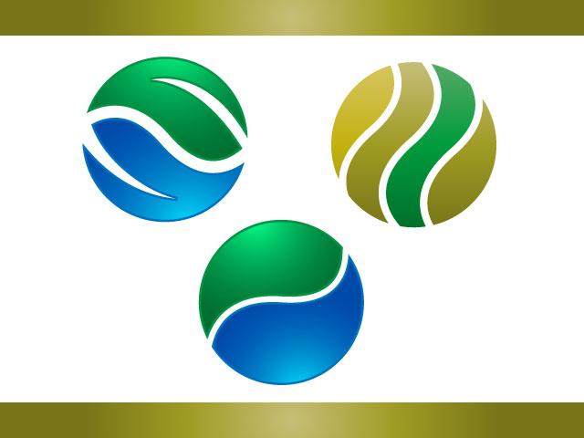 Leaf Nature Green Free Logo Design