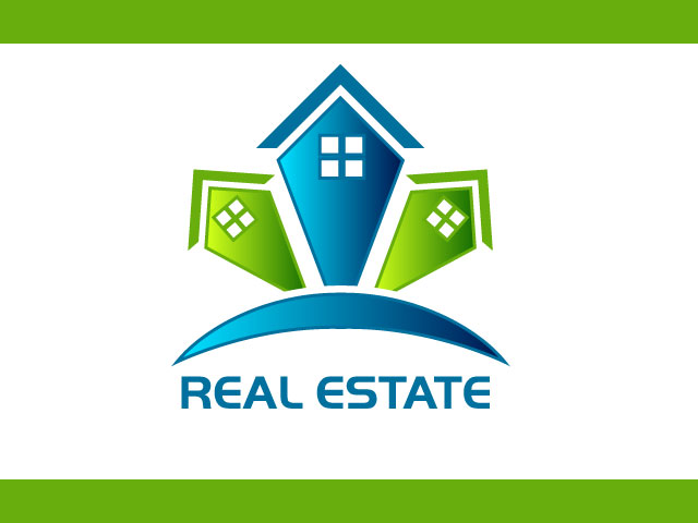 House Logo Design For Real Estate