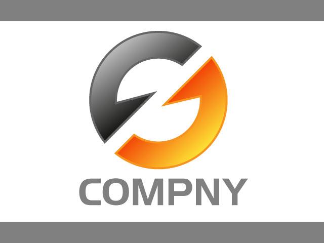 Letter C D Free Logo Design
