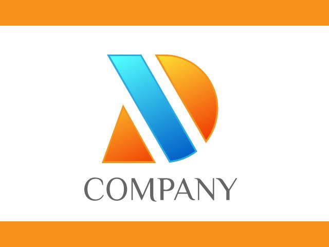 Letter D Free Logo Design For Vector Download