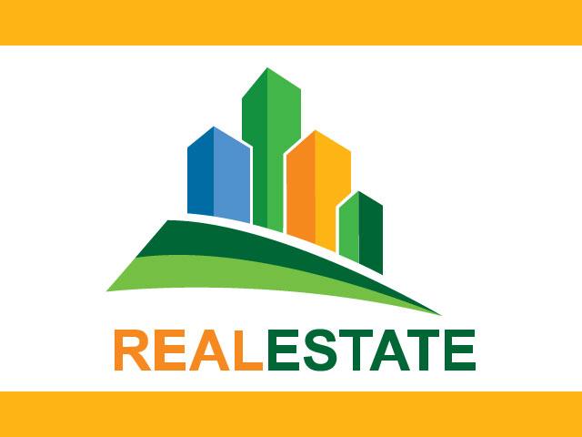 Real Estate Business Logo Design For Free