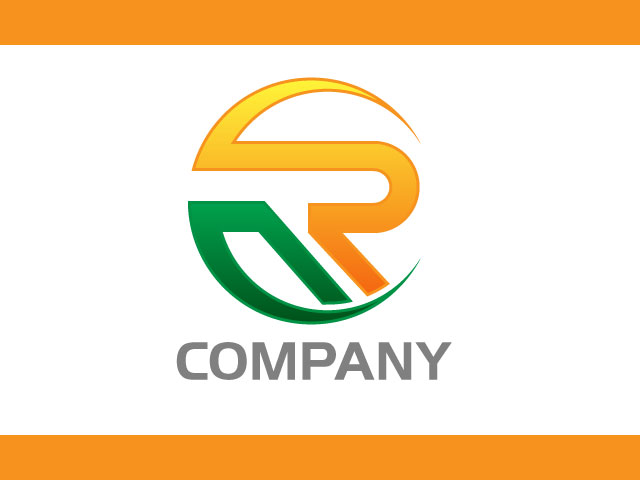 Free Logo Design For Letter R Vector
