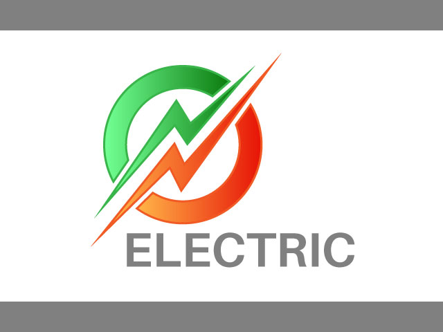 Vector Free Logo Design For Electric Company