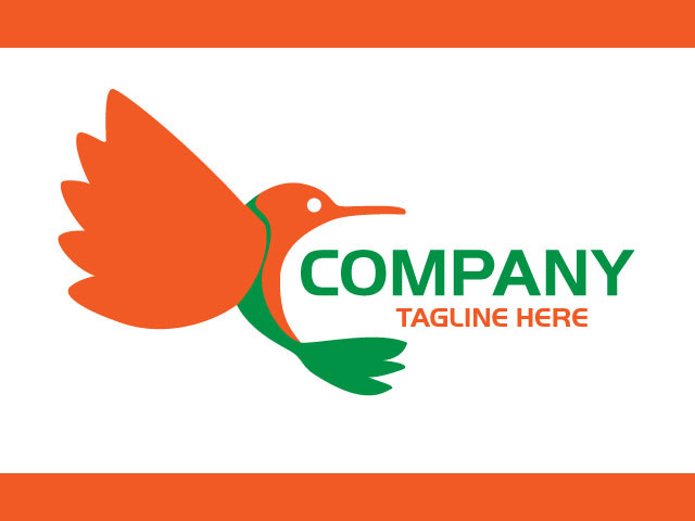 Bird Logo Design Idea For Free Vector
