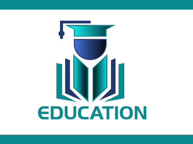 Creative Education Logo Design. You can download free vector