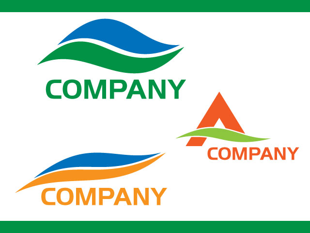 Creative S Letter Logo A Letter Logo