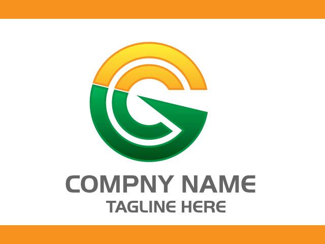 Letter CG Logo Design Ideas