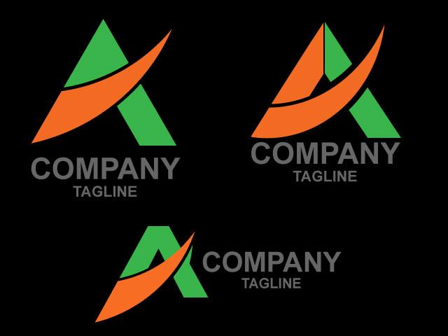 Letter A Logo Design For Free Download