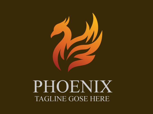 Modern Phoenix Logos For Free Download