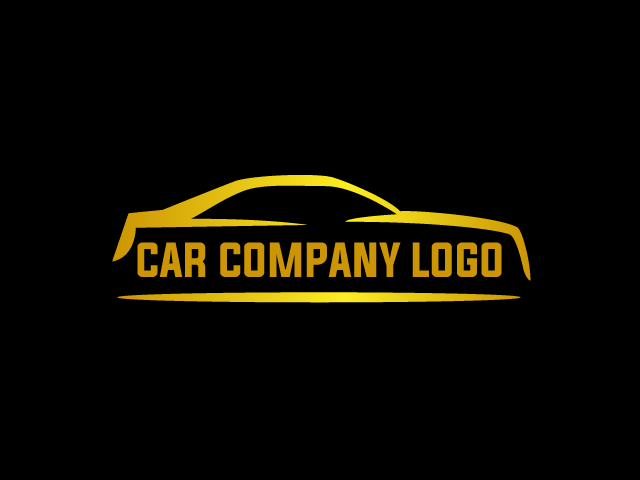 Car Company Creative Logo Design Idea