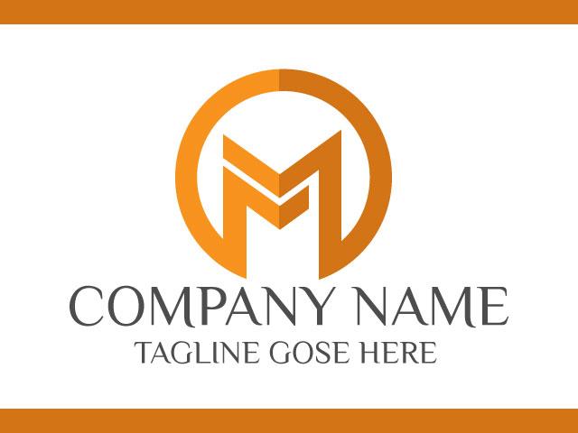 Company Logo Design For Letter M