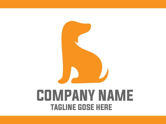 Dog Care company logo design