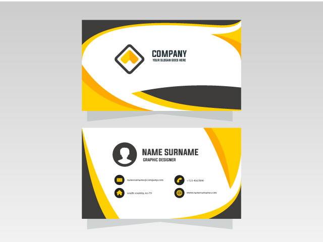 Creative Business Card Design Free Download