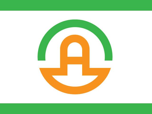 Minimalist A Logo Design Free Download