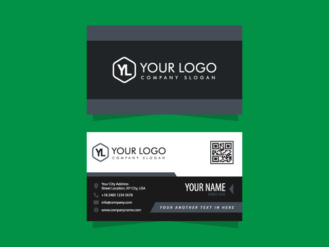 Unique Business Card Design Download